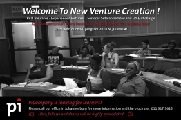 FET New Venture Creation