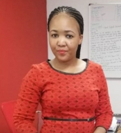 Sithembiso Radebe- project Administrator